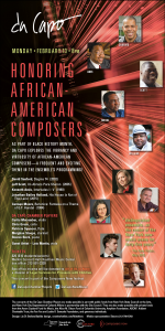 Da Capo Players African-American Composers